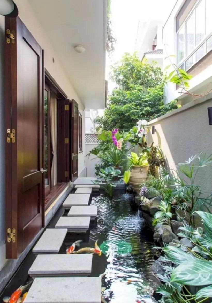 The best small home garden design ideas 34