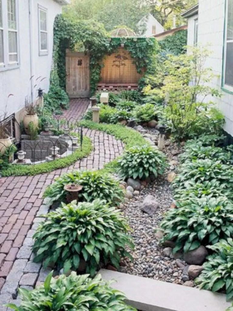 The best small home garden design ideas 45