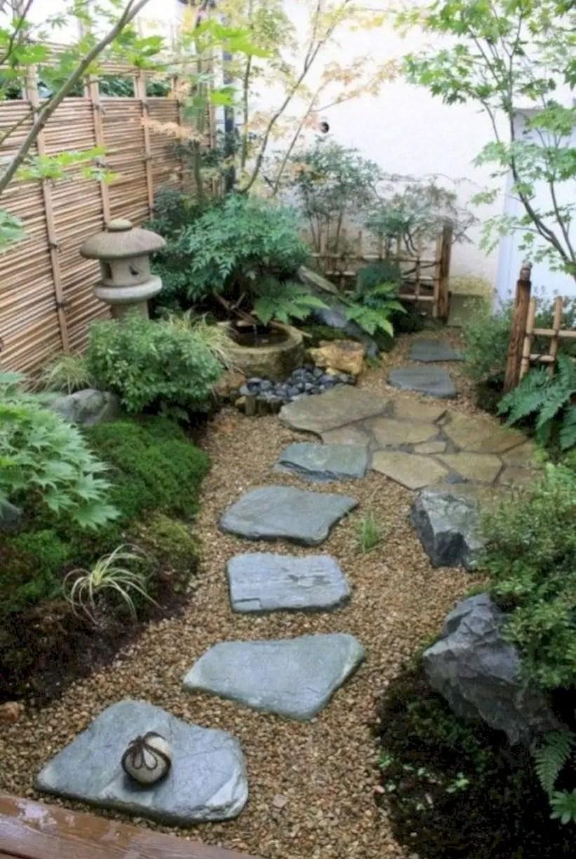 The best small home garden design ideas 53