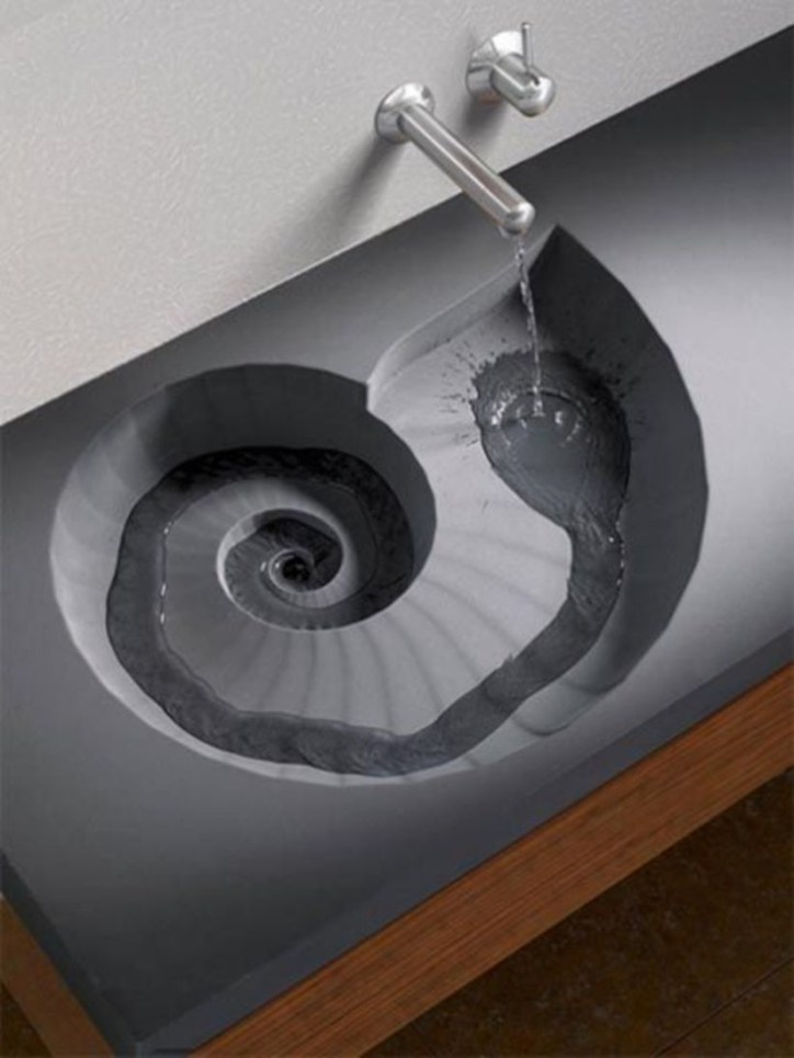 Unique sink concept that you have to try 36