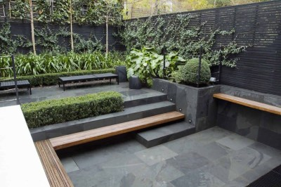 A small garden design that is still beautiful to see 34