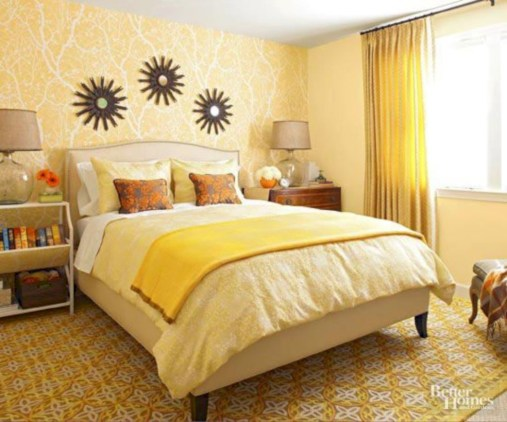 Bedroom design ideas that make you more relaxed 41