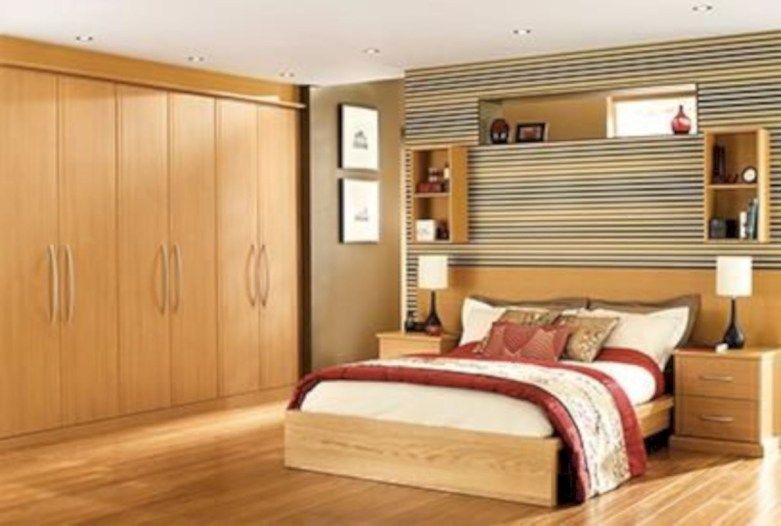 Bedroom design ideas that make you more relaxed 49
