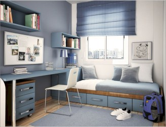 Bedroom ideas for small rooms for teens 04