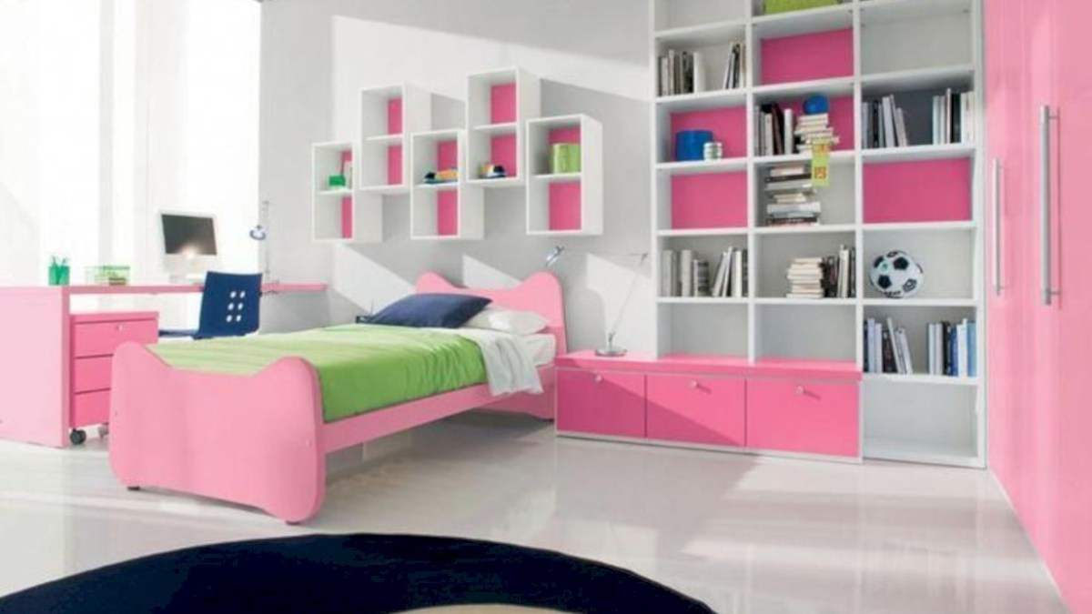 48 Bedroom Ideas for Small Rooms for Teens