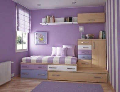 Bedroom ideas for small rooms for teens 25