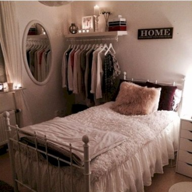 Bedroom ideas for small rooms for teens 32