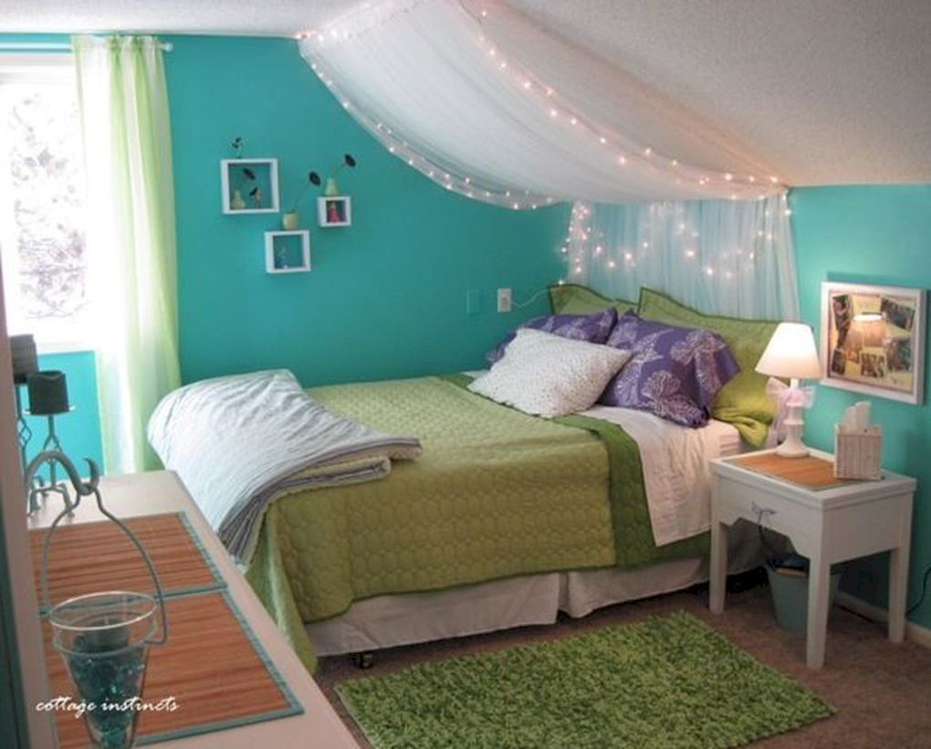 Bedroom ideas for small rooms for teens 47