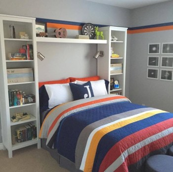 Cozy small bedroom ideas for your son 01