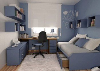 Cozy small bedroom ideas for your son 08