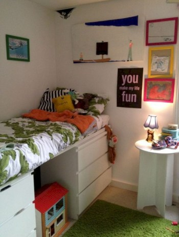 Cozy small bedroom ideas for your son 14