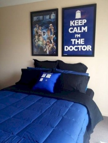 Cozy small bedroom ideas for your son 25
