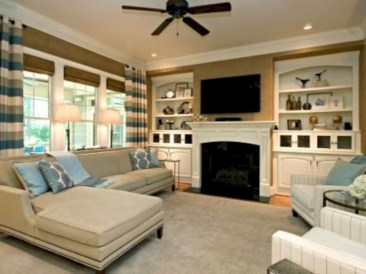 Living room design ideas that you should try 18
