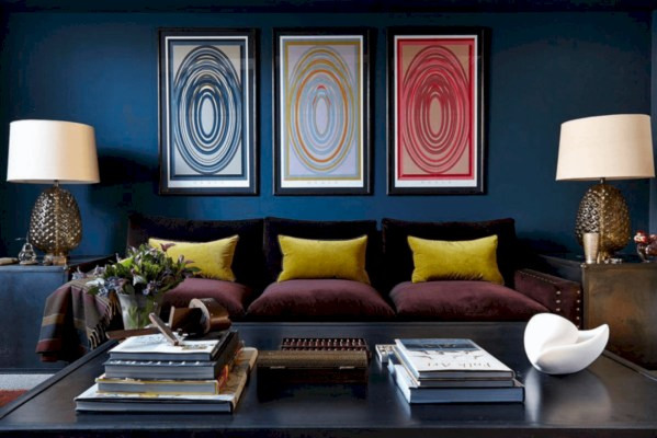 Living room design ideas that you should try 47