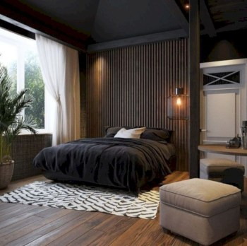 The best bedroom design ideas for you to apply in your home 38
