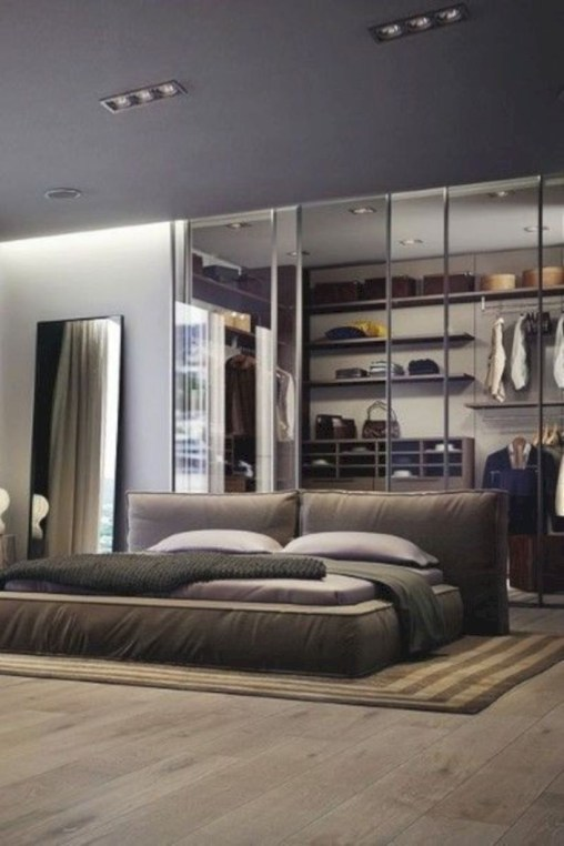 The best bedroom design ideas for you to apply in your home 45