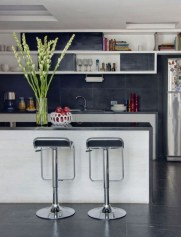Amazing mini bar design ideas that you can copy right now 06