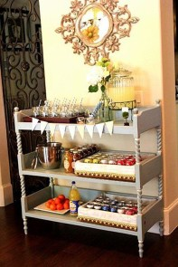 Amazing mini bar design ideas that you can copy right now 14