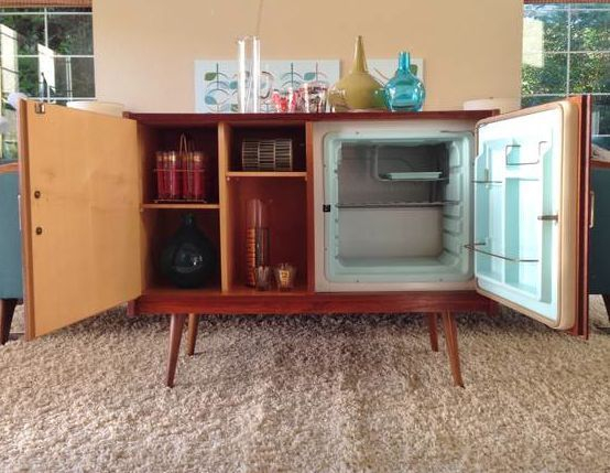 Amazing mini bar design ideas that you can copy right now 53