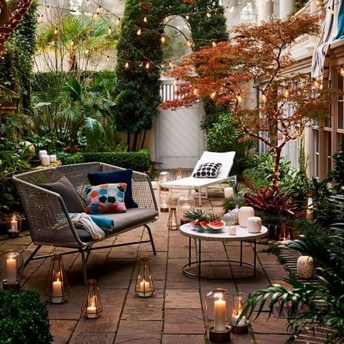 Backyard design for small areas that remain comfortable to relax 31