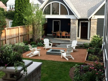 Backyard design for small areas that remain comfortable to relax 37
