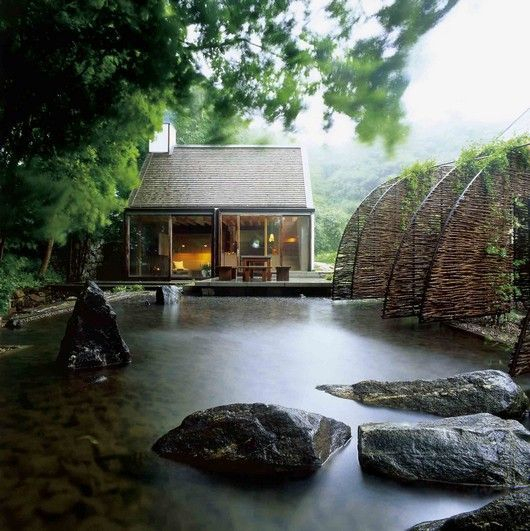 Garden design that is refreshing and comfortable 02