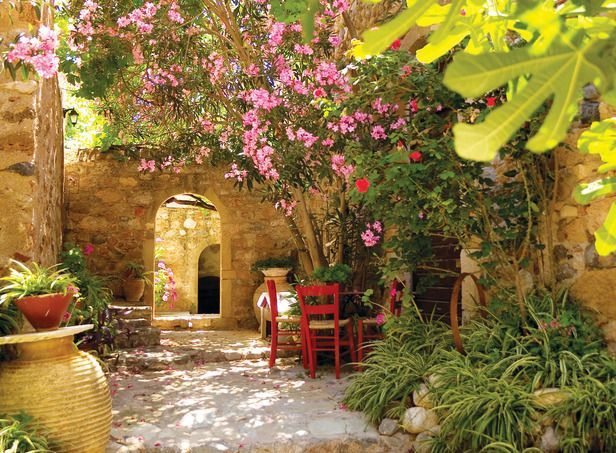 Garden design that is refreshing and comfortable 22