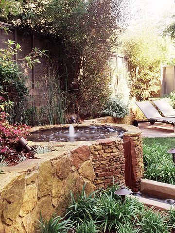 Garden design that is refreshing and comfortable 44