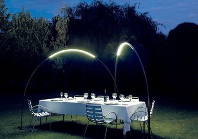 Garden lamp design ideas that make your home garden looked beauty 13