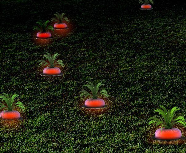 Garden lamp design ideas that make your home garden looked beauty 18