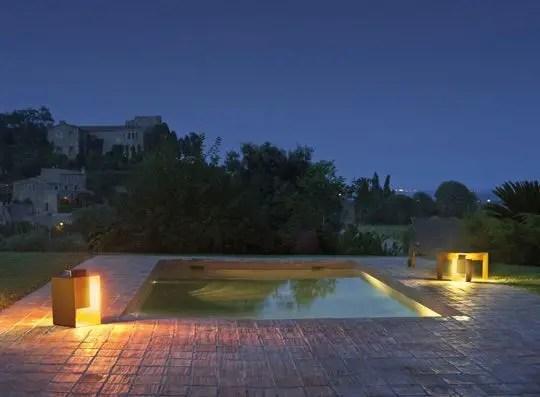 52 Garden Lamp Design Ideas That Make Your Home Garden Looked Beauty