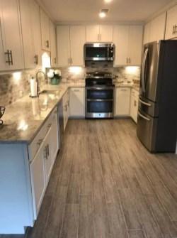 Kitchen floor design with the best motives 04