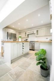 Kitchen floor design with the best motives 12