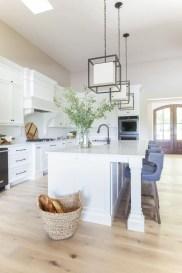 Kitchen floor design with the best motives 32