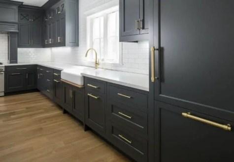 Kitchen floor design with the best motives 48