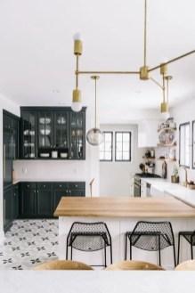 Kitchen floor design with the best motives 49