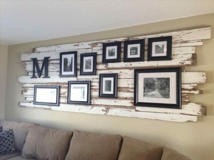 Rustic home decoration diy that you can try 19