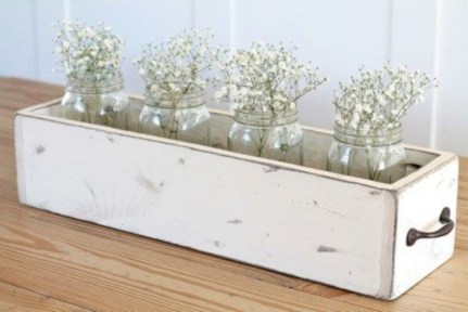 Rustic home decoration diy that you can try 20