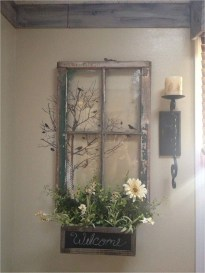 Rustic home decoration diy that you can try 23