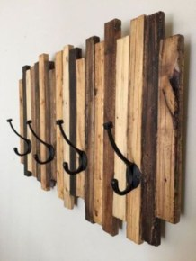 Rustic home decoration diy that you can try 40