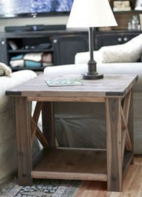 Rustic home decoration diy that you can try 45