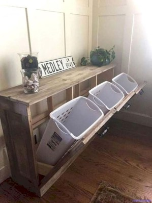 Rustic home decoration diy that you can try 47