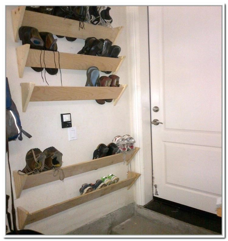 Shoes rack design ideas that many people like 08