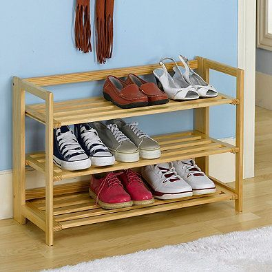 Shoes rack design ideas that many people like 54