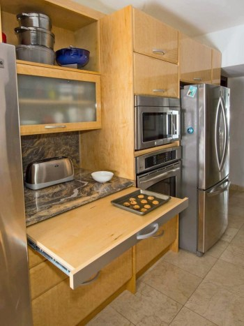 Simple kitchen design ideas that you can try in your home 22