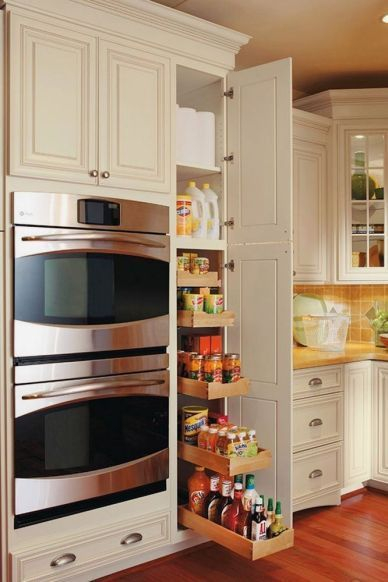 Simple kitchen design ideas that you can try in your home 31