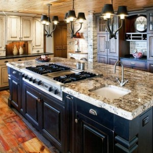 Simple kitchen design ideas that you can try in your home 37