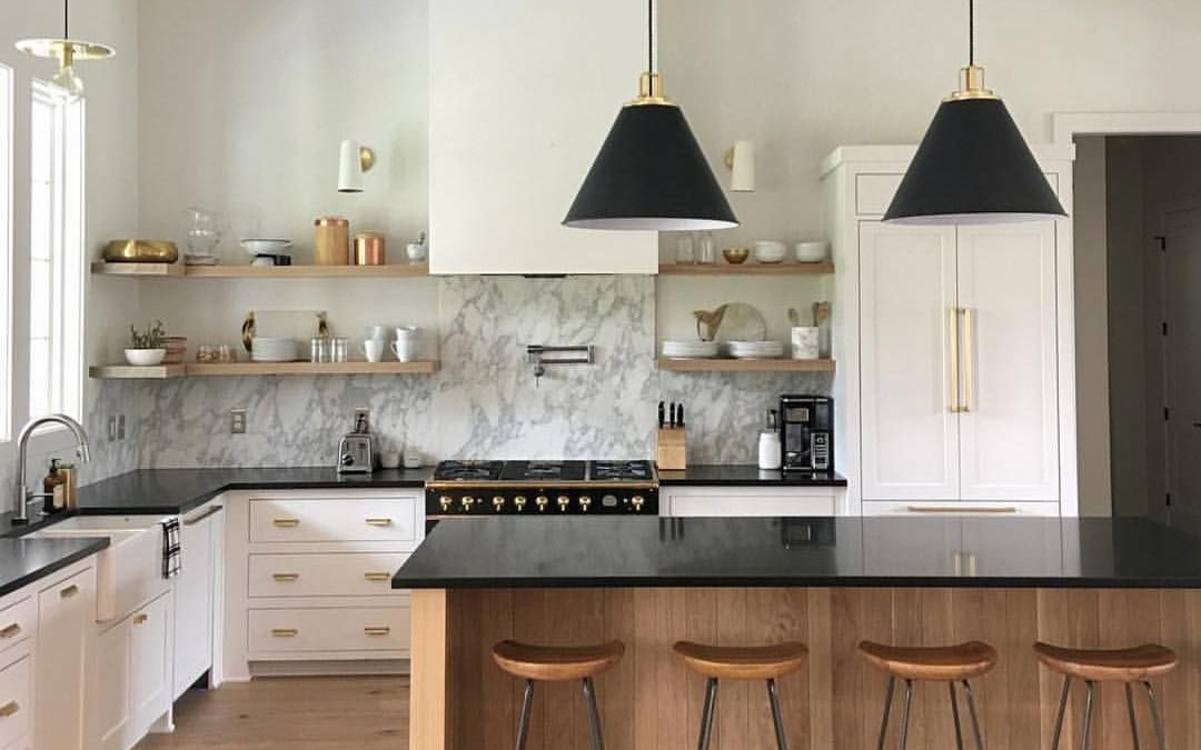 55 Simple Kitchen Design Ideas That You Can Try In Your Home