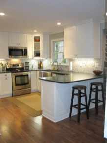 Simple kitchen design ideas that you can try in your home 52