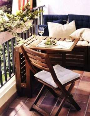 The best balcony apartment design highly recommended 15